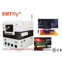 UV Laser PCB Depaneling Machine With Cutting And Marking Together SMTfly-5L Manufactures