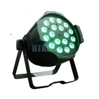 China High Brightness RGB LED Stage Light , Wash Wall Led Par Stage Lights For Show on sale