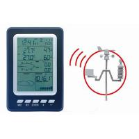 Professioan Weather Station with solar (433MHz,RCC, Transmission range up to 100meters) Manufactures