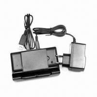 China Mobile Phone Charger with Battery Slot, Suitable for Samsung i9220 Galaxy Note N7000 on sale