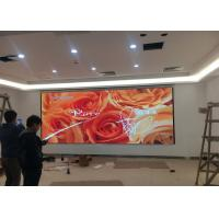 IP45 Fixed Installation Indoor Advertising LED Display Concert Performance Manufactures