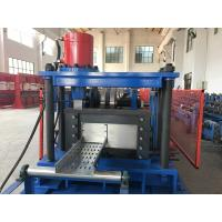 Buy cheap Cable Tray Width 100-600mm High Speed Fully Automatic Cable Tray Making Machine from wholesalers