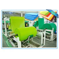 Full Range Colors Eco-friendly  Polypropylene Spunbond Non Woven Fabric for Different Usages Manufactures
