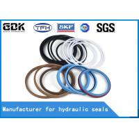 China PC100-3 Arm Hydraulic Cylinder Seal For Double Acting Hydraulic Cylinder on sale