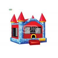 commercial brick style inflatable jumper bouncer jumping bouncy castle bounce house Manufactures