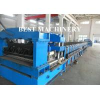 2mm Thickness Metal Corrugated Roof Roll Forming Machine Water Tank Usage Manufactures