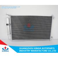 Car cooling Condenser for  Tiida (07-)/G12 with OEM 92110-1U600/EL000/AX800 Manufactures