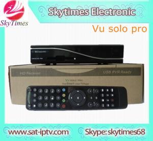 Linux receiver VU SOLO PRO IPTV Manufactures