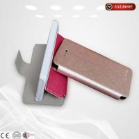 Slim wallet Apple iphone mobile phone cases stand anti-static durable Manufactures