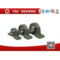 Quality Removal Double Structure Seal Pillow Block Bearings InterChangeable Solid Base for sale