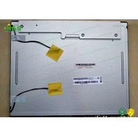 19.0 inch M190EG02 V8  AUO LCD Panel with 376.32×301.056 mm Active Area Manufactures