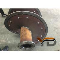 Thick-walled shafts Sand Washing Machine Spiral Fabricated with heavy duty tubs Manufactures
