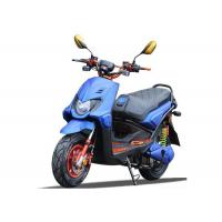 120/70-10 Tire Size Electric Road Scooter 30° Climbing Capacity 60KM Continues Mileage Manufactures