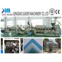 High impact PMMA plastic acrylic sheet manufacturing machinery Manufactures
