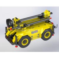 China Hydraulic Core Drilling Rig/ Mobile Drilling Equipment For Ore , Coal , Sampling on sale