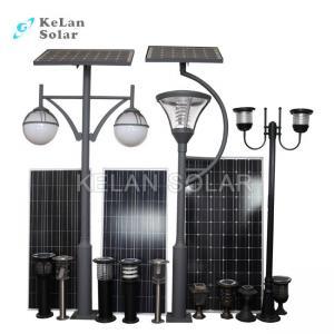 China Transparent Crystalline Solar Panels320 Watt With Waterproof Junction Box on sale