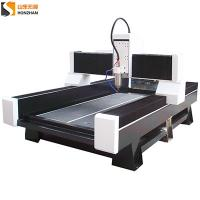 Honzhan HZ-R1325 Stone Cnc Router for Engraving Stone Marble Granite Gravestone Manufactures
