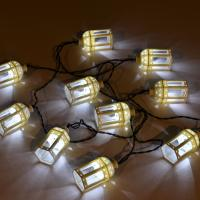 10 LED Solar Outdoor Fairy String Light Manufactures