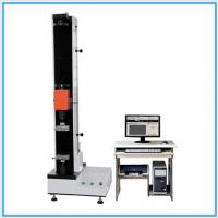 Fiber Tensile Universal Testing Machine / Manual Tensile Tester With Double Space Manufactures