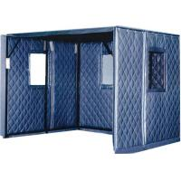 Temporary Sound Barriers static-free non-flammable layer soundproof 40dB noise