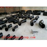ASME B16.9 304 316L Butt Welding Stainless Steel Gas Pipe Fittings Manufactures