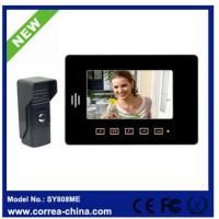 China Wireless Video Door Phone intercom system for home on sale