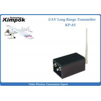 1.2Ghz Analog Video Transmitter 5W UAV Wireless Video Transmitter and Receiver 8 Channels Manufactures