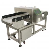 Self Frequency Adjustment Belt Conveyor Metal Detectors With Full Digital Touch Screen Manufactures