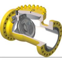 API6D Swing Check Valve Bolted Bonnet WC9 Body 600 Lb Pressure BW ENDS RF FLANGE Manufactures