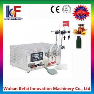 China factory price mini liquid pump filling machine made in china on sale