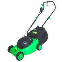 High Power Electric Lawn Mower Cost Efficient , 1300w Electric Push Mower With Certificates Manufactures