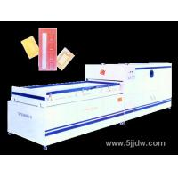 China PVC vacuum membrane press machine for furniture making