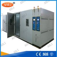 Quality Large Capacity Walk In Stability Chamber Temperature And Humidity Test Room for sale