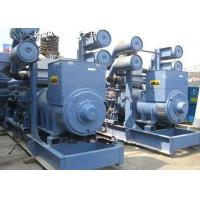 MITSUBISHI Second Hand Power Generator Maintenance Free With Emergency Stop Button Manufactures