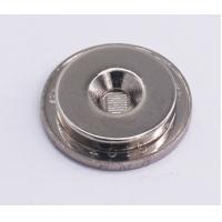 High Performance Disc Countersunk Rare Earth Magnets Corrosion Resistant Surface Manufactures