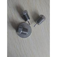 Thermostat stainless steel contacts,Processing custom all kinds of mechanical parts, and mechanical processing parts Manufactures