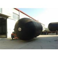 China ISO17357 Approved Ship Barge Rubber Fender / Marine Rubber Fender on sale