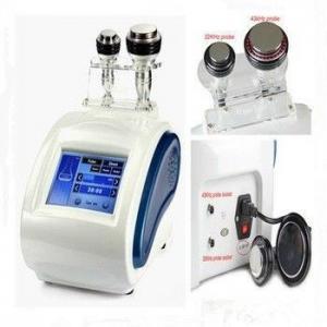43KHZ 32KHZ Lipo Cavitation PDT Photon LED Skin Rejuvenation , 50Watt Manufactures