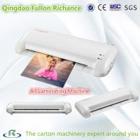 High Efficient Low Cost A4 Size Manual Laminating Machine for Photo Menu Manufactures