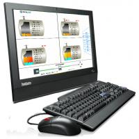 Industrial ATG Software High Speed Operation Various Systems Connecting Manufactures