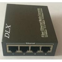 4channels 10/100M Ethernet Fiber Optical Switch 4chs Fast Ethernet Fiber Switch Industry 10/100M Ethernet Fiber Switch Manufactures