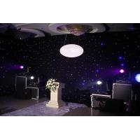 Red / Blue / Green / White Flexible Star Sky LED Curtain Light 5050 SMD Manufactures