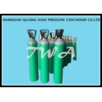 China 13.4L Argon Gas Cylinder Tanks,ISO9809 Standard Seamless Steel Argon Cylinders on sale