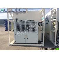 Cherry Grape Forced Air Cooler System High Efficiency One Button Start Manufactures