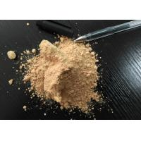 Phenolic Resin Powder Good Fiber Adhesion , Phenolic Resin Chemistry  For Fully Cured Blankets Manufactures