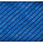 Six Needles MONO Type Blue Shade Net Manufactures