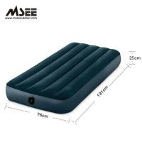 China Inflatable Low Air Mattress King Size Customized Color 191 * 76 * 25CM on sale