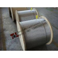 1.4401 1x19 6mm Stainless Steel Wire Rope Net Weight 180 kgs per 1000m Manufactures