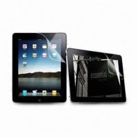 Clear screen protector for iPad Manufactures