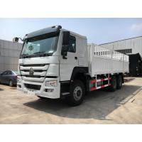 Quality Howo 30 Tons 6X4 Heavy Duty Cargo Van Euro II Emission Standard 371hp for sale